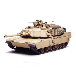 TAMIYA TAM 35269 1/35 M1A2 Abrams 120mm Gun Tank OPERATION IRAQI FREEDOM