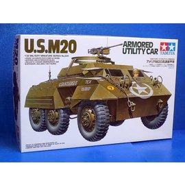 TAMIYA TAM 35234 1/35 U.S.M20 Armored Utility Car