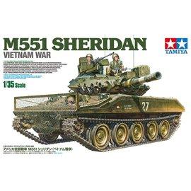 TAMIYA TAM 35365 1/35 U.S. Airborne Tank M551 Sheridan,Vietnam War