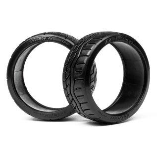 HPI RACING HPI 4425 Falken Azenis T-Drift Tire 26mm (2)