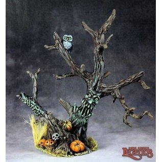 REAPER REA 03692 HALLOWEEN TREE METAL