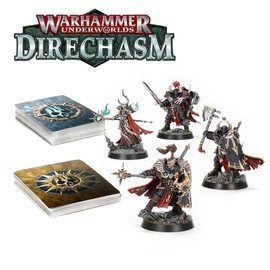 GAMES WORKSHOP WAR 60120701006 W/U DIRECHASM KHAGRA'S RAVAGERS