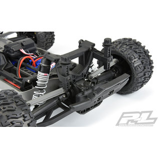 Proline Racing PRO 6362-00 BODY MOUNTS (EXTENDED FRONT AND REAR BODY MOUNTS FOR RUSTLER 4X4)