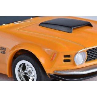 AFX AFX 21050 MG+ '70 Mustang Boss Orange slot car