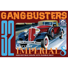 MPC MPC 926 1/25 1932 Chrysler Imperial Gangbusters