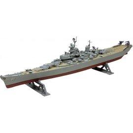 REVELL USA RMX 850301 1/535 USS Missouri Battleship