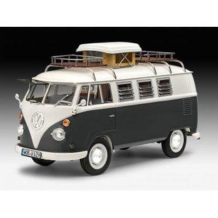 REVELL GERMANY REV 07674 VW T1 CAMPER KIT