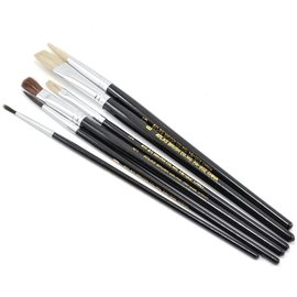 ATL FA-002 Economy Brush Set 6-pcs