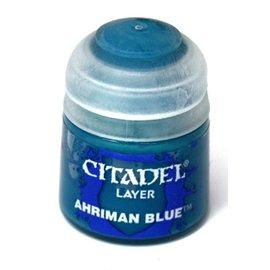 CITADEL WAR 2276 AHRIMAN BLUE 40K