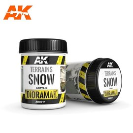 AKI 8011 TERRAIN SNOW 250ML