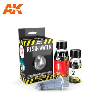 AKI 8044 EPOXY RESIN WATER