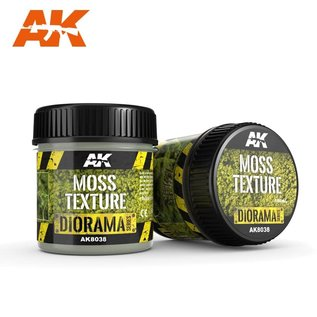 AKI 8038 MOSS TEXTURE  100ML FOAM