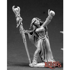 REAPER REA 03354 SARAH THE SEERESS METAL FIGURE