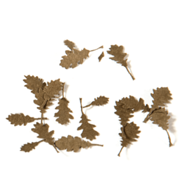 AKI 8107 OAK DRY LEAVES 1/35