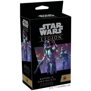 FANTASY FLIGHT FFG SWL75 REPUBLIC SPECIALISTS PERSONNEL EXPANSION
