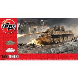 AIRFIX AIR A02342 TIGER 1 KIT 1/72