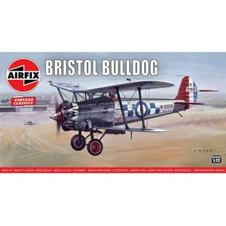 AIRFIX AIR A01055V BRISTOL BULLDOG KIT 1/72