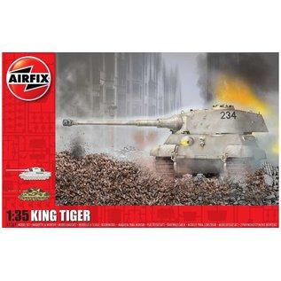 AIRFIX AIR A1369 KING TIGER MODEL KIT 1/35
