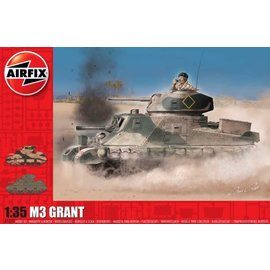 AIRFIX AIR A1370 M3 GRANT MODEL KIT 1/35