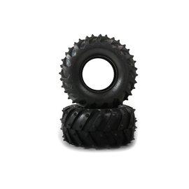 TAMIYA TAM 50374 Monster Pin Spike Tire Set: 58309/12/66