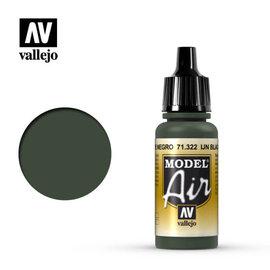 VALLEJO VAL 71322 MODEL AIR IJN BLACK GREEN