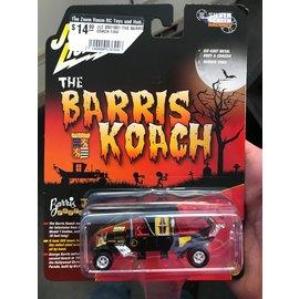 JOHNNY LIGHTNING JLC SS01801 THE BARRIS COACH 1/64