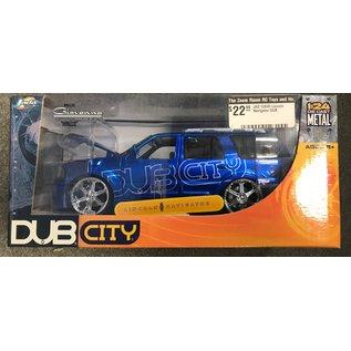 JADA TOYS JAD 53649BL Lincoln Navigator DUB BLUE
