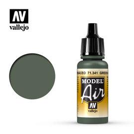 VALLEJO VAL 71341 MODEL AIR GREEN GREY