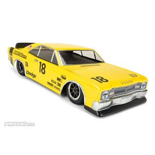 Proline Racing PRM 157930 1967 Dodge Dart CLEAR BODY FOR VTA