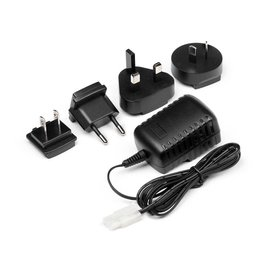 HPI RACING HPI 111833 AC Multi-Regional Charger 6 Cell Nimh Pack