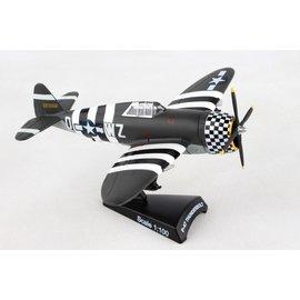"DARON DAR PS5359-3 P-47 THUNDERBOLT ""SNAFU"" 1:100 scale"