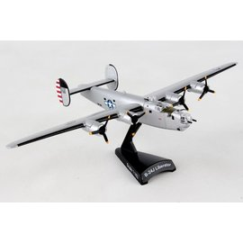 "DARON DAR PS5557-4 B-24J LIBERATOR ""MILLION DOLLAR BABY"" 1:163 SCALE"
