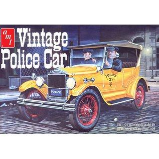 AMT AMT 1182 1/25 1927 Ford T Vintage Police Car 1:25 model kit