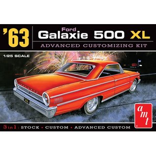 AMT AMT 1186 1/25 1963 Ford Galaxie MODEL KIT