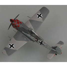 MRC 36403 FW190A6 1/72 PLASTIC PRE-FINISHED