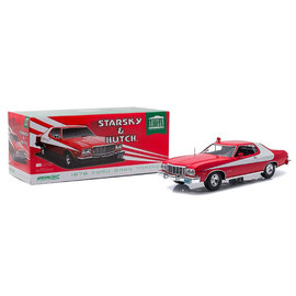 GREENLIGHT COLLECTABLES GLC 19017 STARSKY & HUTCH 1/18 DIECAST