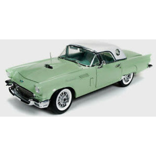 AUTOWORLD AMM 1045 1957 THUNDERBIRD LIMITED EDITION 1/18
