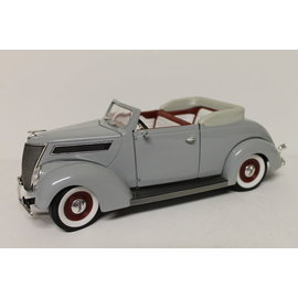 YATMING Y/M 92237 1937 FORD CONVERTIBLE 1/18 DIECAST (SLIGHT BOX DAMAGE)