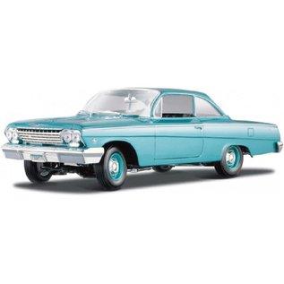 MAISTO MAI 31641BL 1962 CHEVROLET BELAIR BLUE