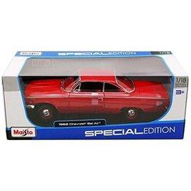 MAISTO MAI 31641RD 1962 CHEVROLET BELAIR RED
