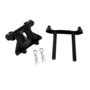 Redcat Racing RED BS810005 Plastic Front/Rear Shock Tower & Body Post (1pc ea.) TERRAMOTO