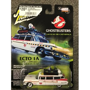 JOHNNY LIGHTNING JLC SS01803  GHOSTBUSTERS ECTO 1 1/64