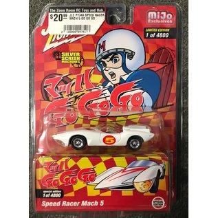 JOHNNY LIGHTNING JLC P7349 SPEED RACER MACH 5 GO GO GO