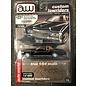 AUTOWORLD AW CP7719 1975 CADILLAC ELDORADO BLACK CUSTOM LOWRIDERS