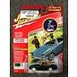 JOHNNY LIGHTNING JLC G023-2A 1965 SUNBEAM TIGER METALLIC DARK GREEN