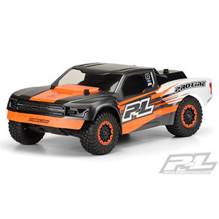 Proline Racing PRO 3489-00 2017 Ford F-150 Raptor Desert Truck Clear Body