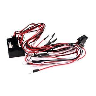 INTEGY INT C23601 Complete LED Light System 1/10 w/Control Box (8)