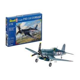 REVELL GERMANY REV 03983 1/72 VOUGHT F4U-1A Corsair