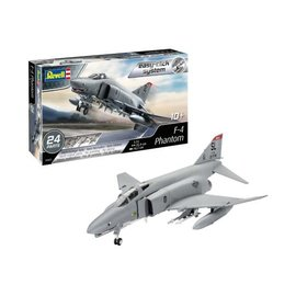 REVELL GERMANY REV 03651 1/72 F-4 Phantom 1:72 SNAP KIT