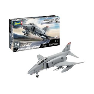 REVELL GERMANY REV 03651 1/72 F-4 Phantom 1:72 SNAP KIT